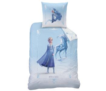 Disney Frozen Dekbedovertrek Mythical Water 140 x 200 Katoen