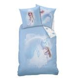 Disney Frozen Housse de couette Nokk - Simple - 140 x 200 cm - Coton