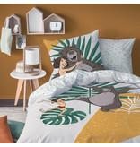 Disney Jungle Book Duvet cover Dance - Single - 140 x 200 cm - Cotton
