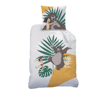 Disney Jungle Book Duvet cover Dance 140 x 200 Cotton