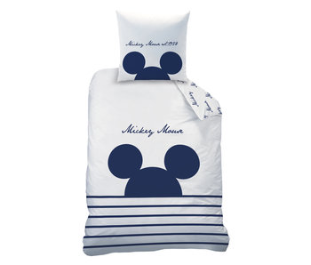 Disney Mickey Mouse Dekbedovertrek Ears 140 x 200 Katoen