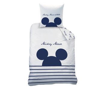 Disney Mickey Mouse Housse de couette Oreilles 140 x 200 Coton