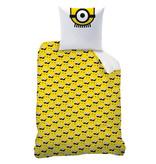 Minions Housse de couette Eyes - Simple - 140 x 200 cm - Coton