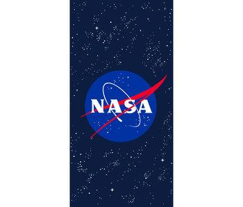 NASA Beach towel Logo 75 x 150 cm