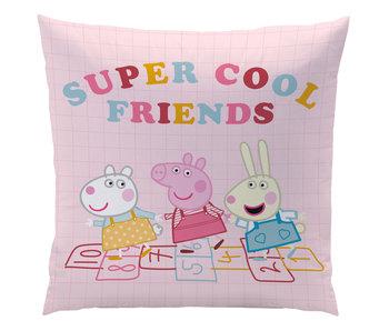 Peppa Pig Kussen Super Cool 40 x 40 cm