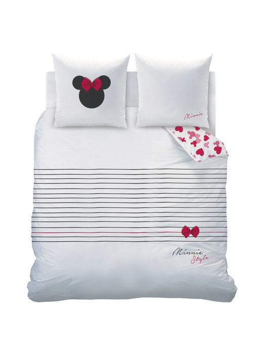 Disney Minnie Mouse Dekbedovertrek Style 240 x 220 cm
