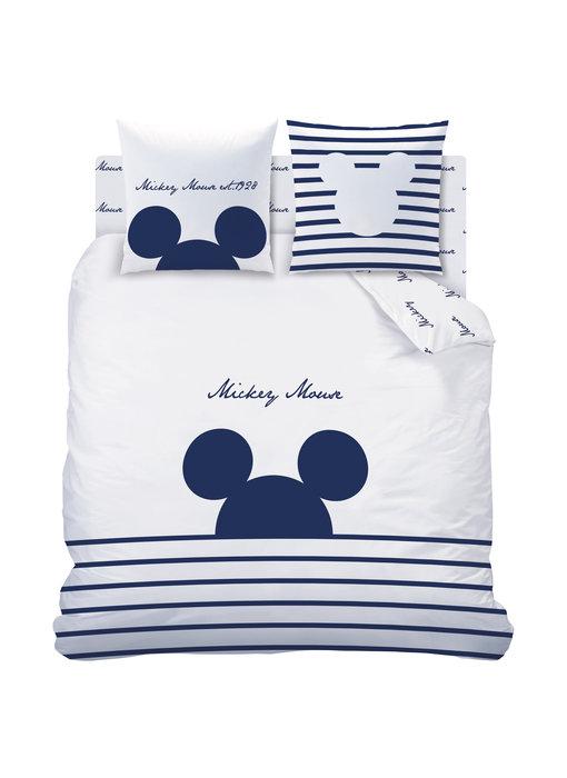 Disney Mickey Mouse Dekbedovertrek Marine 240 x 220 cm
