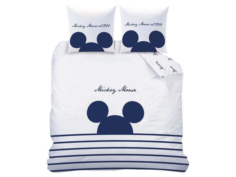 Disney Mickey Mouse Duvet cover Marine - Lits Jumeaux - 240 x 220 cm - Cotton
