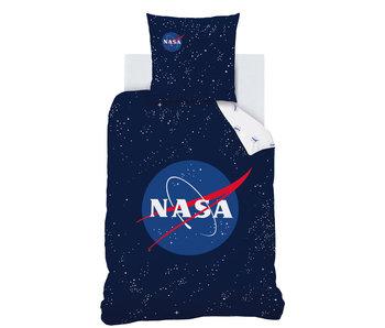 NASA Bettbezug Sterne 140 x 200 Baumwolle