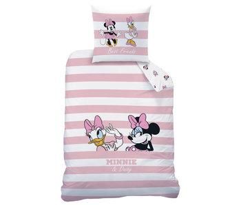 Disney Minnie Mouse Housse de couette Daisy 140 x 200 Coton