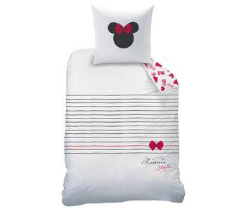 Disney Minnie Mouse Duvet cover Style 140 x 200 Cotton