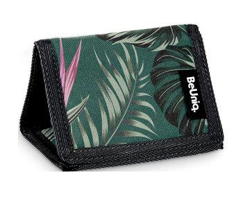 BeUniq Portefeuille Jungle 12 cm