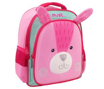 Must backpack rabbit 31 x 27 x 10 cm
