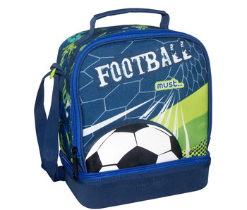 Must Sac isotherme Football 24 x 12 cm
