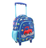 Must Trolley Rugzak Auto 3D - 31 x 27 x 10 cm - Polyester