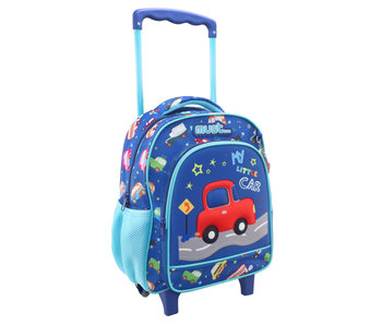 Must Trolley Backpack Car 3D 31 x 27 cm