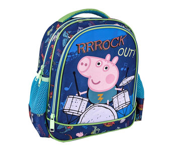 Peppa Pig Backpack Rock Out 31 x 27 cm