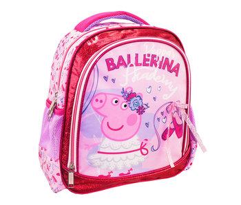Peppa Pig backpack Ballerina 31 x 27 x 10 cm
