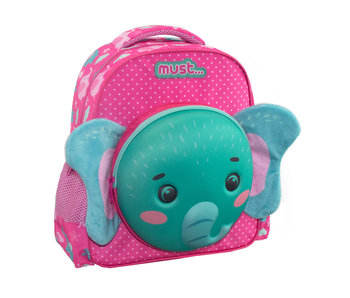 Must Backpack Elephant 31 x 27 cm