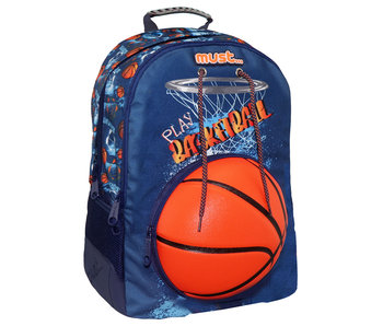 Must Backpack Basketball 45 x 33 cm
