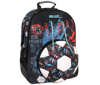 Must Backpack Football 45 x 33 cm
