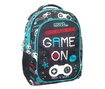 Must Backpack Game On 43 x 32 cm