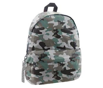 Must Rugzak Camouflage 42  cm