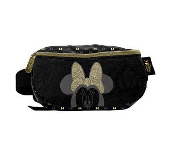 BeUniq Waist bag Minnie Gold 24 cm