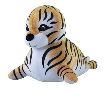 National Geographic Pluche Toby the Tiger Seal 32 cm
