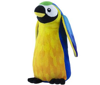 Animal Planet Pluche Tess the Parrot Penguin 24 cm