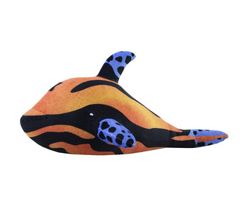 Animal Planet Pluche Katie the Frog Orca 32 cm