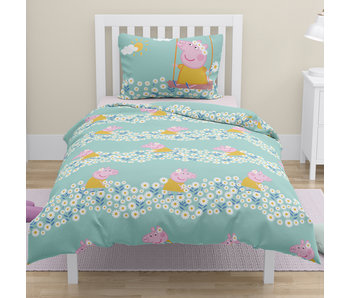 Peppa Pig Duvet cover Spring Party 140x200 + 60x70