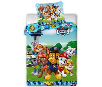PAW Patrol Housse de couette BABY Calling all Pups 100 x 135