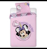 Disney Minnie Mouse Duvet cover Unicorn Dreams - Single - 140 x 200 cm - Cotton