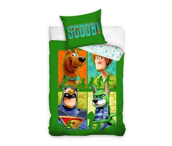Scooby-Doo Dekbedovertrek Scoob! 140 x 200