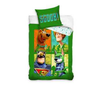 Scooby-Doo Housse de couette Scoob! 140 x 200