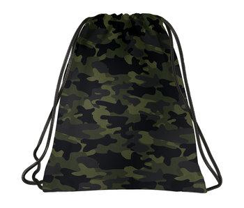 BackUP Gymbag Camouflage - 45 x 35 cm