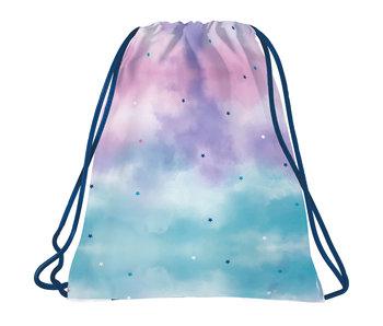 BackUP Gymbag Color Clouds - 45 x 35 cm