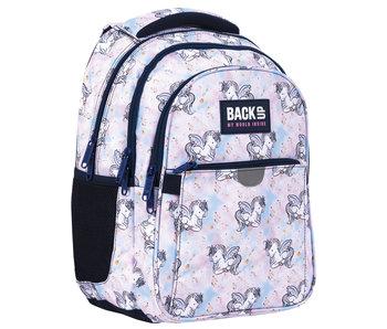 BackUP Backpack Unicorn 39 x 27 cm