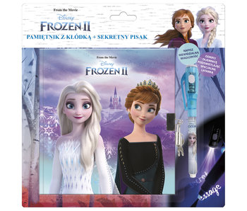 Disney Frozen Journal with Invisible Ink Pen