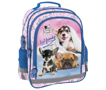 Cleo & Frank Backpack Best Friends 38 x 28 cm