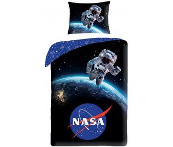 NASA Dekbedovertrek Astronaut 140 x 200 cm Katoen