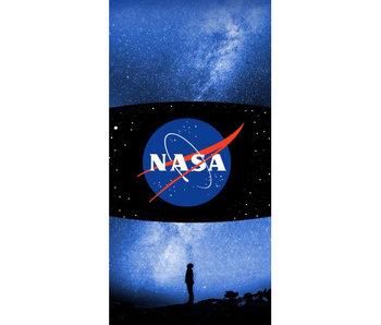 NASA Serviette de plage Voie Lactée 70 x 140 cm Coton