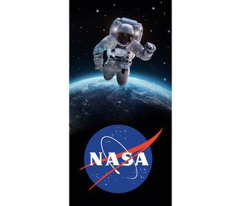 NASA Serviette de plage Astronaut 70 x 140 cm Coton