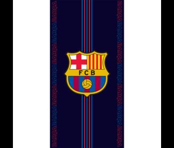 FC Barcelona Beach towel 70 x 140 cm