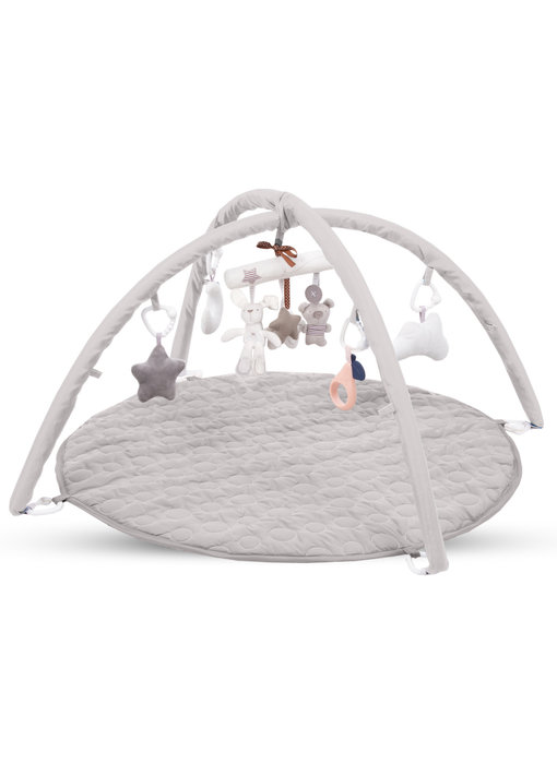 Kidwell Babygym met 8 speeltjes - 85 x 85 cm