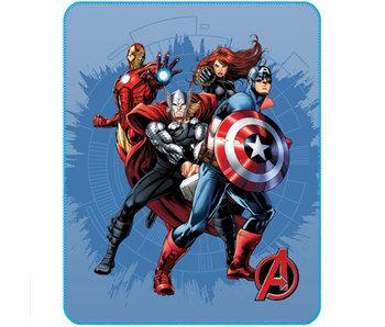 Marvel Avengers Couverture polaire Challenge 110 x 140 cm