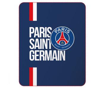 Paris Saint Germain Fleece blanket 110 x 140 cm