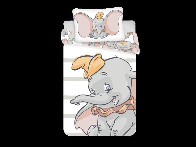 Disney Dumbo Little One Housse de couette BÉBÉ - 100x135 cm - Multi
