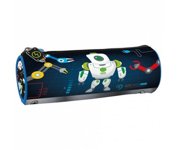 Robot Pochette Ronde 21 cm